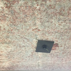 Rock bolts - they're everywhere. They reinforce the ceilings. Which makes you think...