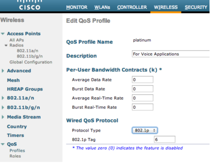 Cisco Unified Wireless QoS Tech Note - Cisco Safari, Today at 8.28.19 PM